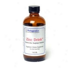 Metagenics Zinc Drink 4.7 Oz
