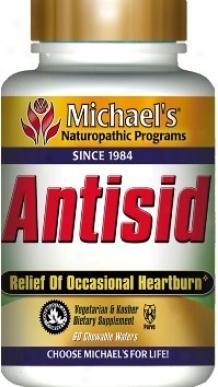 Michael's Antisid 60caps
