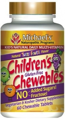 Michael's Childrn's Chew 60tabs