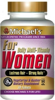 Michael's For Women 30tabs