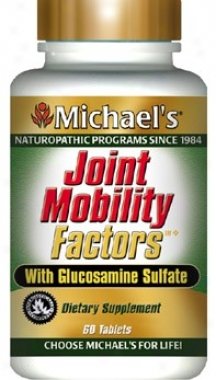 Michael's Joint Mobility Factors Plus Glucosamine 90tabs