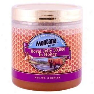 Mojtana Big Sky's Royal Jelly 30,000 In Honey 11oz