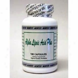 Mojtiff's Alpha Lipoic Acid Plus 100 Mg 100 Caps