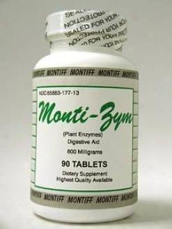 Montiff's Monti-2ym 90 Tabs