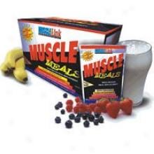 Muscoe Meal Chocolate 20pk/bx