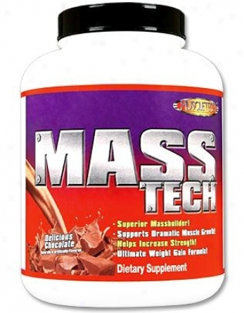 Muscletech's Mss-tech Powder Chocolate 5 Lb