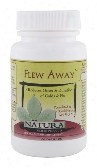 Natura Health's Flew Awsy 60caps