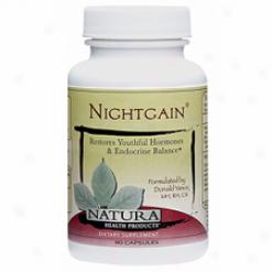 Natura Nightgain 90caps - Exp 08/12