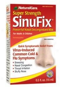 Natural Care's Super Streng5h Sinufix