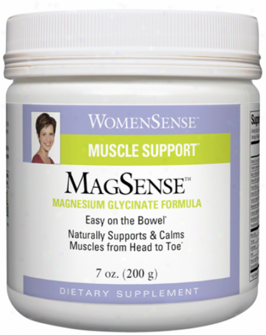 Natural Factors Magnesium Glycinate Form 7oz 30% Off