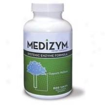 Naturally Vitamins Medizym 800 Tab