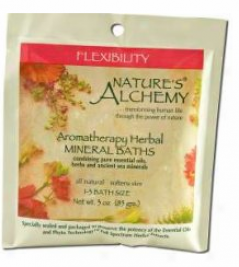 Nature's Alchemy's Aromatherapy Bath Flexibility 3oz
