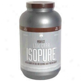 Natures Best Low Carb Isopure  - 3lb Chocolaet
