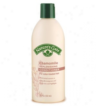 Nature's Gate's Conditioner Chanomile 18oz