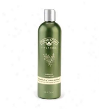 Nature's Gate's Org Shampoo Chamomile/lemon 12oz