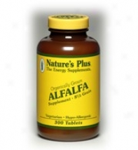 Nature's Plus Alfalfa 8 1/2 Grains 300tabs