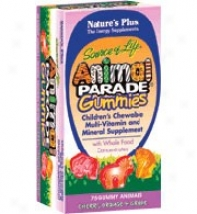 Nature's Plus Animal Parade Assorted Gummies 50