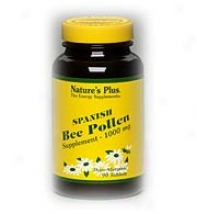 Nature's Plus Bee Pollen 1000mg 90tabs