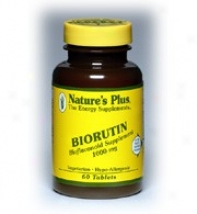 Nature's Plus Biorutin 1000mg 60tabs