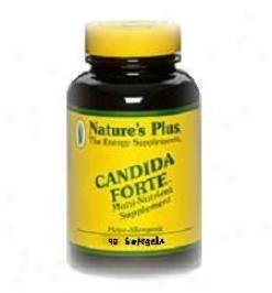 Nature's Plus Candida Forte 90sg