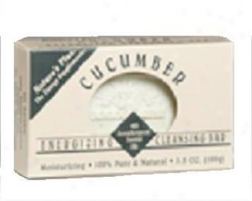 Nature's Plus Cucumber Moisturizing 3.5oz Bar