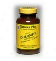 Nature's Plus Dolomite 44grains 300tabs