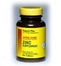Nature's Plus Dyno-mins Zinc 50mg 90tabs