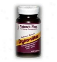 Nature's Plus Dyno-vites S.r. 60tabs