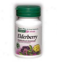 Nature's Plus Elderberry 110mg 60caps