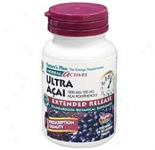 Nature's Plus Extended Release Acai Plus 30tabs