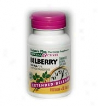 Nature's Plus Exfended Release Bilberry 190mg 30caps