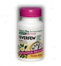 Nature's Plus Extended Release Feverfew 500mg 60caps