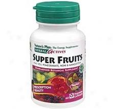 Nature's Plus Extended Release Super Fruits 60vcapsã¿â¿â¾