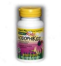 Nature's Plus H.k. Acidophikidz 60tabs