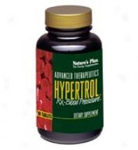 Nature's Plus Hypertrol Rx Blood Pressure 60tabs