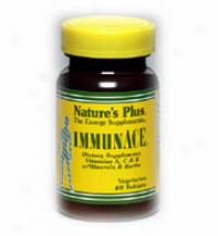 Nature's Plus Immunace Beta Carotene C & E 90tabs