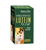 Nature's Plus Lutein Rx-eye Advanced Therapeutics 60caps