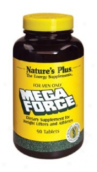 Nature's Plus Mega Force 90tabs