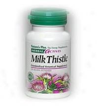 Nature's Plus Milk Thistle 250mg 60vcaps