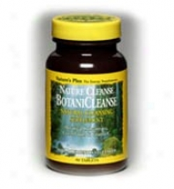 Nature's Plus Nature Cleanse Botanicleanse 90tabs