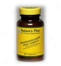 Nature's Plus Phosphatidyl-serine/dmae Complex 60s