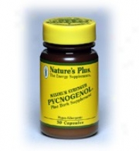Nature's Plus Pycnogenol 30caps