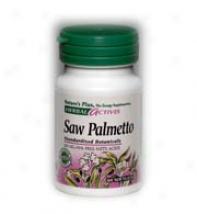 Nature's Plus Saw Palmetto 200mg 60caps