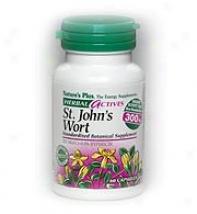 Nature's Plus St John's Wort 250mg 60caps