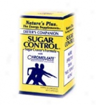 Nature's Plus Sugzr Conrol 60tabs