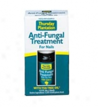 Nature's Plus T.p. Anti-fuhgal Naik Treafment W/ Tea Tree 10ml