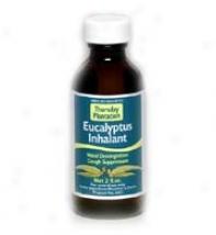 Nature's Plus T.p. Tea Tree Eucalyptuq Inhalant 2oz
