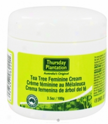 Nature's Plus T.p. Tea Tree Vaginol Cream 3.5oz
