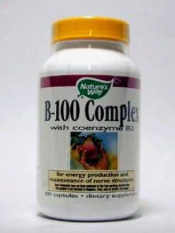 Nature's Way - B100 Complex 100 Caps
