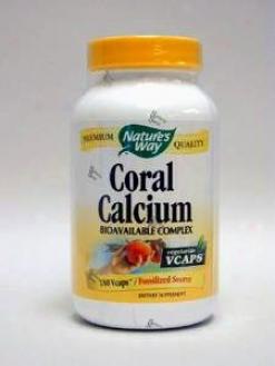 Nayure's Way - Coral Calcium 180 Vcaps